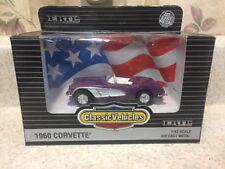 1960 Corvette Ertl Classic Vehicles 1:43 scale