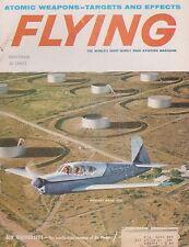 Flying Magazine (Nov 1958) (Mooney 20A, Cessna 150 Pilot Report, Alouette II)