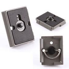 CO_ DSLR Camera Tripod Quick Release QR Plate for Manfrotto 200PL-14 496 486 804