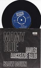 Mailer Mackenzie Band - Mamy Blue