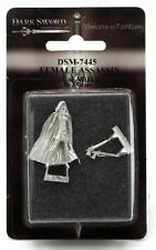 Dark Sword DSM-7445 Female Assassin (Dual Wield) Rogue Warrior Ranger Hero NIB
