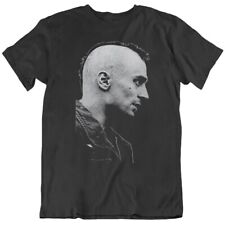 Cult Classic Taxi Driver Travis Bickle Side Profile Movie Fan T Shirt