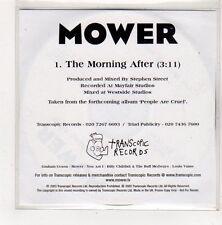 (FV354) Mower, The Morning After - 2003 DJ CD