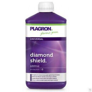 Plagron Diamond Shield Plant Protector Bacteria Fungi Botrytus Strengthen Crops