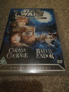 Star Wars - Ewoks Adventures (DVD, 2006)