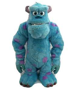 """Disney Pixar Spin Master Monsters Inc Sully Animated Talking Moving Figure 15"""""""