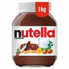 NUTELLA CHOCOLATE HAZELNUT SPREAD JAR 1KG