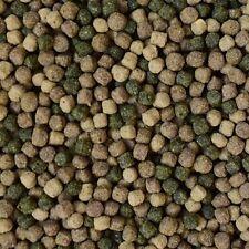KOIFUTTER 2,5 kg *Winter-Mix* 4 Sorten schwimmend 6 mm / Wheat-Germ Herbstfutter