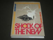 1981 THE SHOCK OF THE NEW BOOK BY ROBERT HUGHES - 2ND PRINTING - KD 3976
