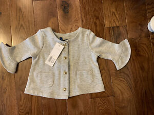 janie and jack baby girl 3-6 month Cardigan