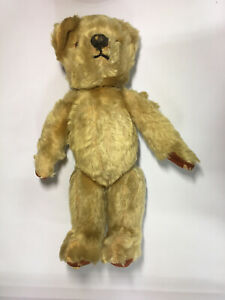 """Chad Valley Poseable Bear 14"""""""