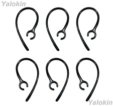 6 pcs (SK-CHP) Replacement Set Earhooks Earloops for Jawbone ERA and Prime