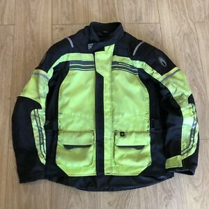 mens motorbike jacket XL Extra Large Richa Phantom Man Jacket Black B6059