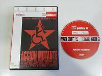 ACCION MUTANTE DVD SLIM ALEX DE LA IGLESIA ANTONIO RESINES ALEX ANGULO