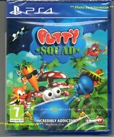 Putty Squad  'New & Sealed'   *PS4(Four)*