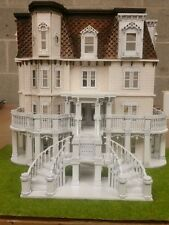 1:48 Scale Hegeler Carus Mansion Dollhouse Kit 0000390