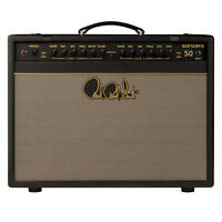 "PRS Paul Reed Smith Sonzera 50 Tube Guitar Combo Amplifier Amp 50W 1x12"" Black"