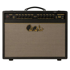 "PRS Paul Reed Smith Sonzera 50 Tube Guitar Combo Amplifier Amp 50W 1x12"" Black"