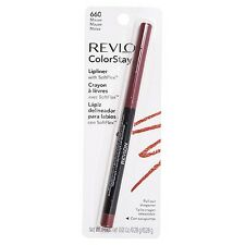 Revlon ColorStay Lip Liner with SoftFlex, Mauve [660] 1 ea (Pack of 2)