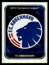 Panini Champions League 2010-2011 Copenhagen Badge No. 243