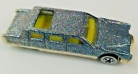 Vintage 1990 Hot Wheels Glitter Limousine