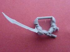 Forgeworld herejía emperadores niños Palatino Blades twohand espada de energía (B) 40K