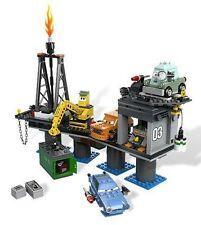 Lego Disney Pixar Cars 2 Oil Rig Escape (9486)