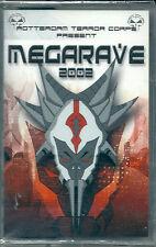 Megarave 2002 (2002) Musicassetta NUOVA Dj Nosferatu. Alienator. Impulse Factory