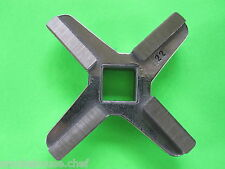 #22 Meat Grinder Knife Blade for Hobart 4222 8422 4822 4422 Part # 121144