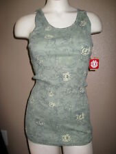 New with tags ELEMENT tank top / beater Juniors Large
