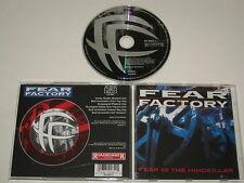 FEAR FACTORY/FEAR EST EST THE KILLER(RR 9082-2) CD ALBUM