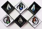 verre pendentifs colliers vente en gros / LOT REVENDEUR/FAISCEAUX