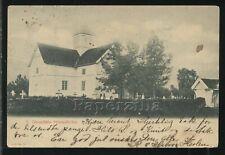 NORWAY Follebu UDB ROTOGRAVURE 1908 V. GAUSDALS HOVEDKIRKE by G.B. No.74