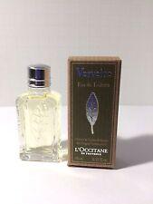 L'Occitane Verveine Verbena Eau De Toilette 10ml (0.33oz) perfume New