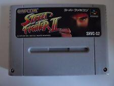 @ STREET FIGHTER II 2  @ Jeu NINTENDO SUPER NES SUPERNES / SUPER FAMICOM - JAP