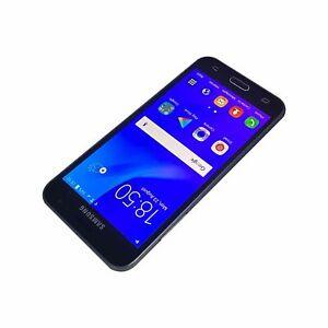 """Samsung Galaxy J3 2016* J320 Android Mobile Phone Unlocked 8GB Black SIM FREE 5"""""""