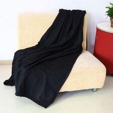 Housses de canapé, fauteuil, et salon noir sans marque pour la maison