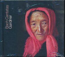 John Eliot Gardiner Monteverdi Choir Johann Bach Cantatas Vol 4 CD NEW