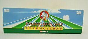 Corgi 1:50 Fairground Attraction CC55104 Diamond T Ballast Generator & Trailer