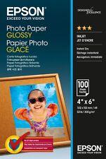 Epson (10 x 15cm) Papel Fotográfico Satinado 200g/M2 (100 hojas) de expresión