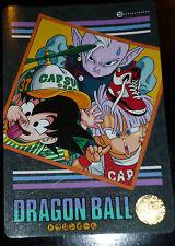 DRAGON BALL Z GT DBZ VISUAL ADVENTURE CARDDASS CARD CARTE 239 MADE JAPAN 1995 NM