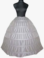 Underskirt/Petticoat/Crinoline for Ball Gown Dress 6 Hoop high quality