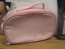 100% Genuine CDior BEAUTY PINK MAKE UP BAG/ CASE Limited Edition