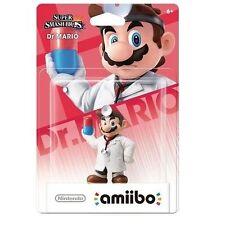 Nintendo Super Smash Bros Series Amiibo Dr. Mario Target Excl Wii 3DS US Version