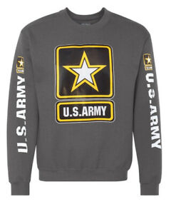 🔥 US ARMY Sweater USA American Military Star Logo Army strong Sweatshirt gift