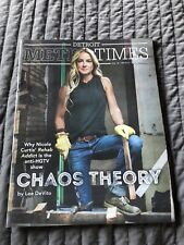 Detroit Metro Times Magazine Cover Story Nicole Curtis Grails 10/11/2017 NEW
