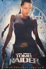 Lara Croft Tomb Raider - Angelina Jolie - June 15 Movie Poster 27 X 40