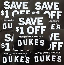 (10) Save $1.00 Duke's Meat (Canada Only)