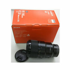 Objetivos Sony F/2, 8 90mm para cámaras