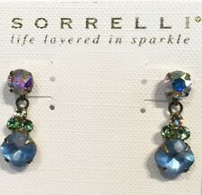 Sorrelli Spring Rain~Earrings~Studs~Drop~Dangle~ 1 in stock